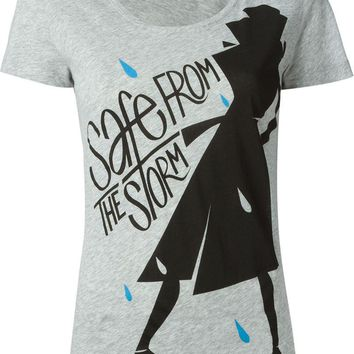 Burberry Brit 'Safe From The Storm' print T-shirt