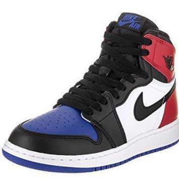 Beauty Ticks Nike Jordan Kids Air Jordan 1 Retro High Og Bg Basketball Shoe Jordan One