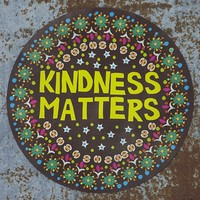 Car  Magnets:  Kindness  Matters  Car  Magnet  From  Natural  Life