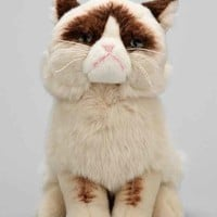 Grumpy Cat Plush Toy- Assorted One