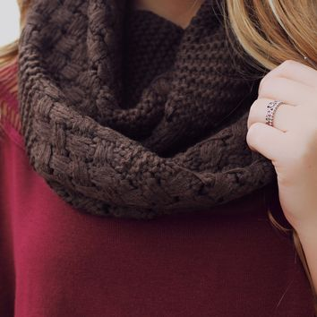 Layer Up Infinity Scarf