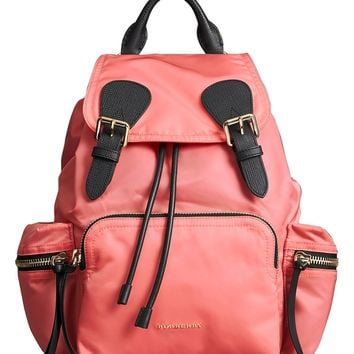 Burberry Medium Rucksack Nylon Backpack | Nordstrom