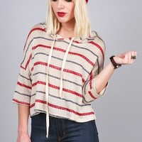 Notebook Cropped Knit