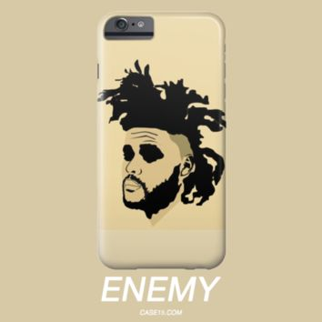 The Weeknd XO Enemy IPhone 5 6 6s Plus / Galaxy S5 S6 Case - Case15