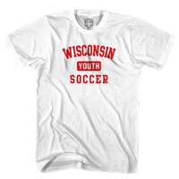 Wisconsin Youth Soccer T-shirt
