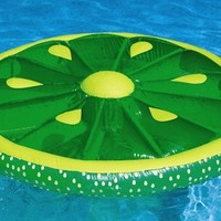 "Swimline 60"" Fruit Slice Fun Island"