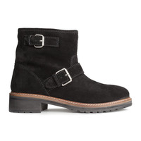 H&M - Suede Boots