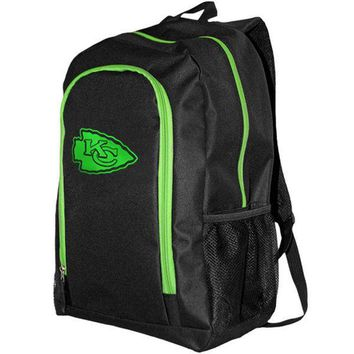 NFL Kansas City Chiefs Neon Tracker Backpack