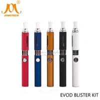 2017 Electronic cigarette EVOD MT3 Kits 1100mah EVOD Battery EVOD Atomizer Vape Pen Best E Cigarette Kits With USB Charger