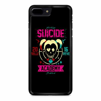 Suicide Academy Harley Quinn iPhone 8 Plus Case
