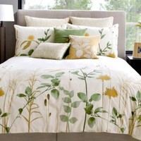 Meadow Reversible Duvet Cover and Sham Sets