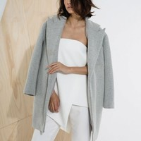 CAMEO About Time Coat GREY MARLE
