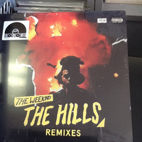 The Hills- The Weeknd, LP RECORD STORE DAY