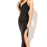 An Elegant Affair Dress Black