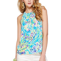 Skylar Halter Top - Lilly Pulitzer