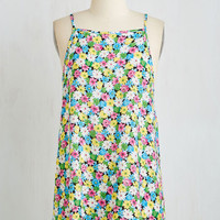 Vintage Inspired Mid-length Sleeveless No Garden, No Glory Top