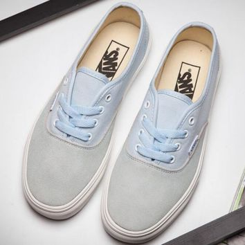 VANS vault Blue Classic Low help recreational shoe