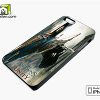 Assassins Creed Unity iPhone 5s Case Cover by Avallen