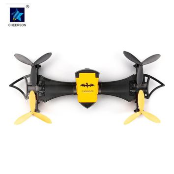 Original Cheerson CX-70 BAT Drone WIFI FPV with Wearable Wrist Watch Altitude Hold Mode RC Quadcopter mini drone aircraft toys