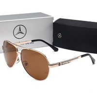 Mercedes-Benz Personality Fashion Popular Sun Shades Eyeglasses Glasses Sunglasses H-A50-AJYJGYS One-nice™