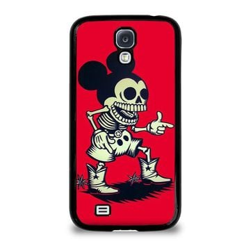 mickey mouse zombie disney samsung galaxy s4 case cover  number 1