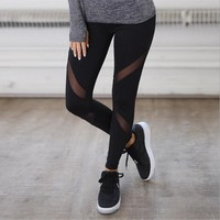 Women Casual Leggings Fitness Winter Jeggings Ladies Elastic Waist Color Pants