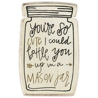 You're So Cute Jar Wood Magnet | Hobby Lobby | 1135417