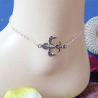 Cute Jewelry Sexy New Arrival Ladies Stylish Gift Shiny Hot Sale Accessory Animal Chain Anklet [8080500807]