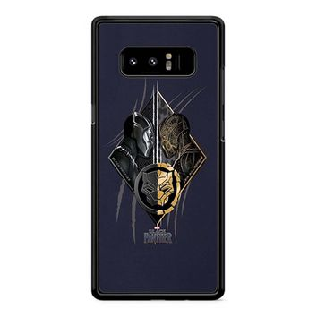 Black Panther Erik Killmonger Samsung Galaxy S8 Case