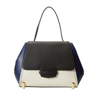 ZAC Zac Posen Daphne Shoulder Black/Pearl - Zappos.com Free Shipping BOTH Ways