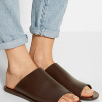 See by Chloé - Romy leather slides