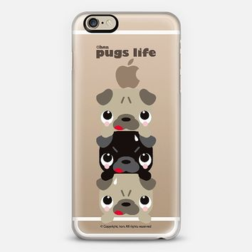 KAWAII PUGS iPhone 6 case by HON HON SHOP | Casetify