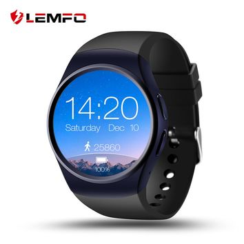 Smart Watch Phone Support SIM TF Card Heart Rate Monitor Clock