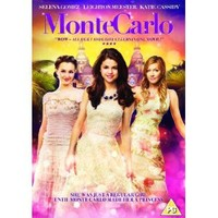 Monte Carlo [DVD]: Amazon.co.uk: Selena Gomez, Leighton Meister, Katie Cassidy, Cory Monteith, Catherine Tate, Thomas Bezucha: Film & TV