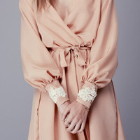 ADELINE SILK ROBE