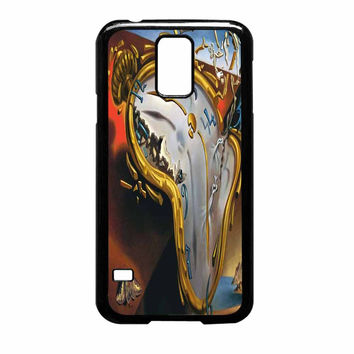 Salvador Dali Soft Watch Melting Clock Samsung Galaxy S5 Case