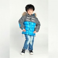 Livobu Kids Anthime Leather Jackets Blue,Livobu.com - Like it,Love it,Buy it!