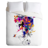 Holly Sharpe Tropical Girl Colourway Duvet Cover