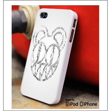 Radiohead Mouse iPhone 4s iPhone 5 iPhone 5s iPhone 6 case, Galaxy S3 Galaxy S4 Galaxy S5 Note 3 Note 4 case, iPod 4 5 Case
