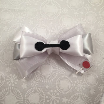 Your personal healthcare companion- Baymax inspired bow