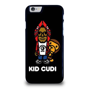 KID CUDI BAPE SHARK iPhone 6 / 6S Case Cover