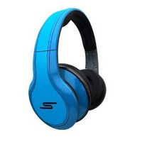 STREET by 50 Cent Wired Over-Ear Headphones- White by SMS Audio (Discontinued by Manufacturer)