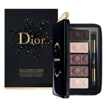 Dior Glow & Smoky Colour Design Eye Palette | Nordstrom