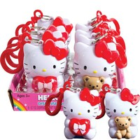 Hello Kitty Candy Dispensers on Key Chains 8ct