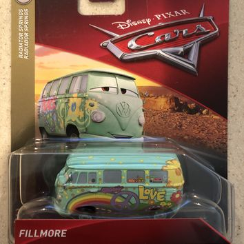 Cars 3 Diecast 1:55 Scale 2018 Fillmore