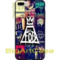 Best Fall Out Boy FOB Collage CASE COVER iPhone 6s/6s+,7/7+,8/8+,X and Samsung
