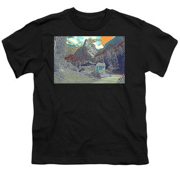 Swiss Alps - Youth T-Shirt