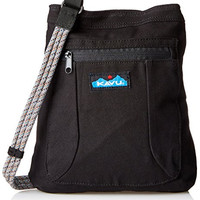 KAVU Women's Keepalong Bag, Black, One Size