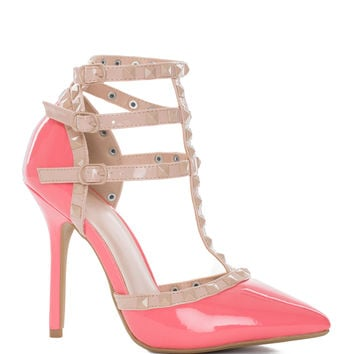 Unstoppable Pumps - Coral