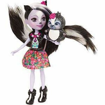 Enchantimals Sage Skunk & Caper
